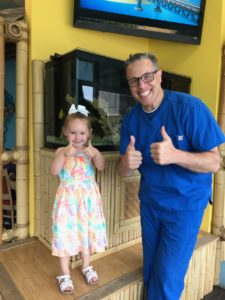 pediatric dentistry at Smile Surfers