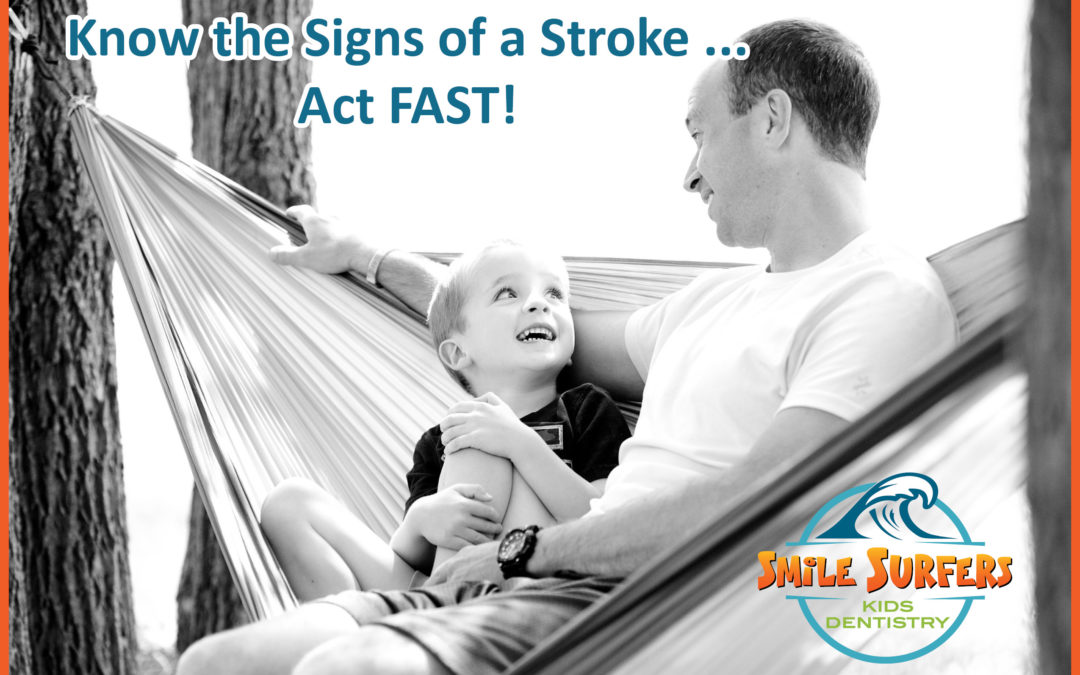 Act FAST! Stroke Awareness Month