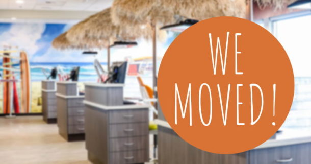 We moved pediatric dental office locations in Richland, WA