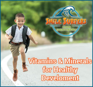 Vitamins and Minerals for Healthy Development