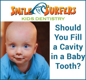 Should You Fill a Cavity in a Baby Tooth?