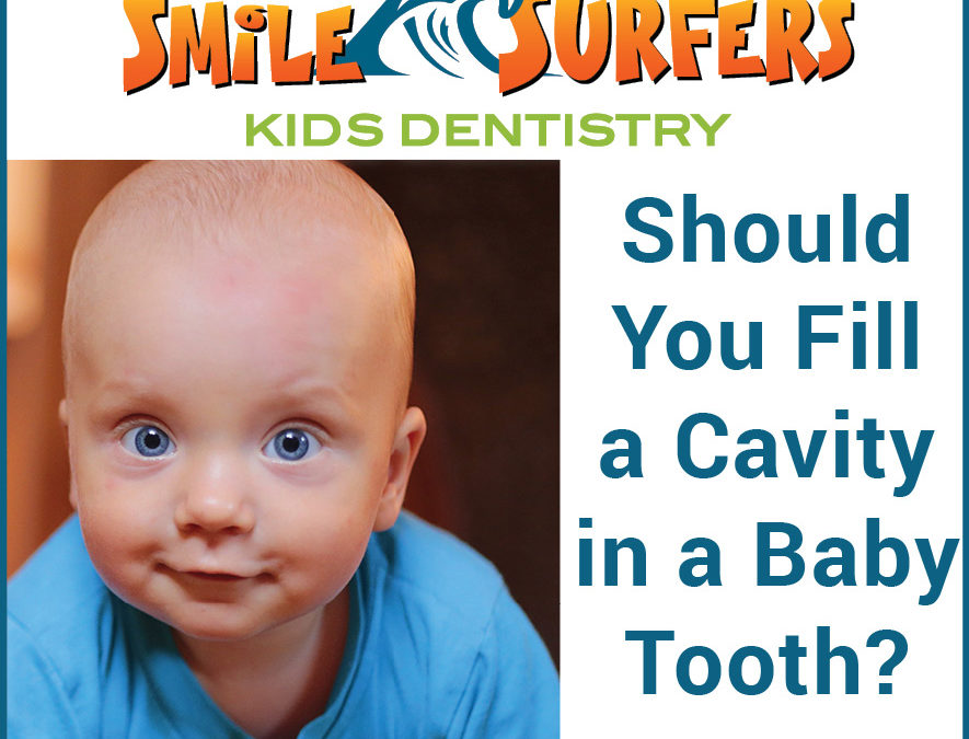 Do Cavities in Baby Teeth Need to be Filled?