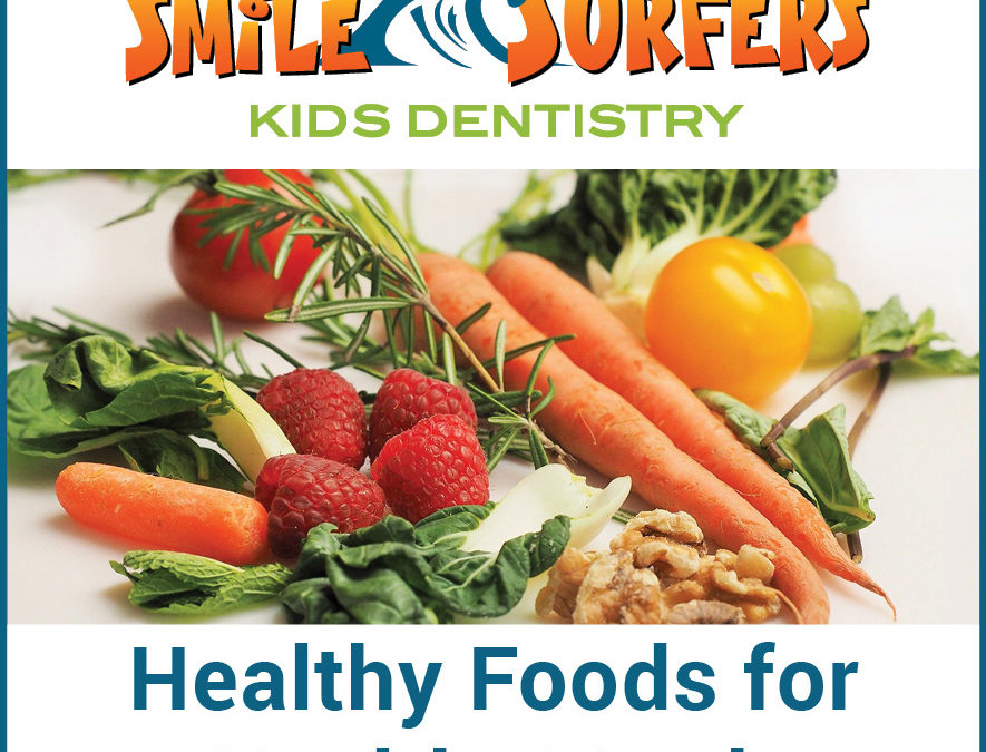 Best List of Healthy Foods for Healthy Teeth